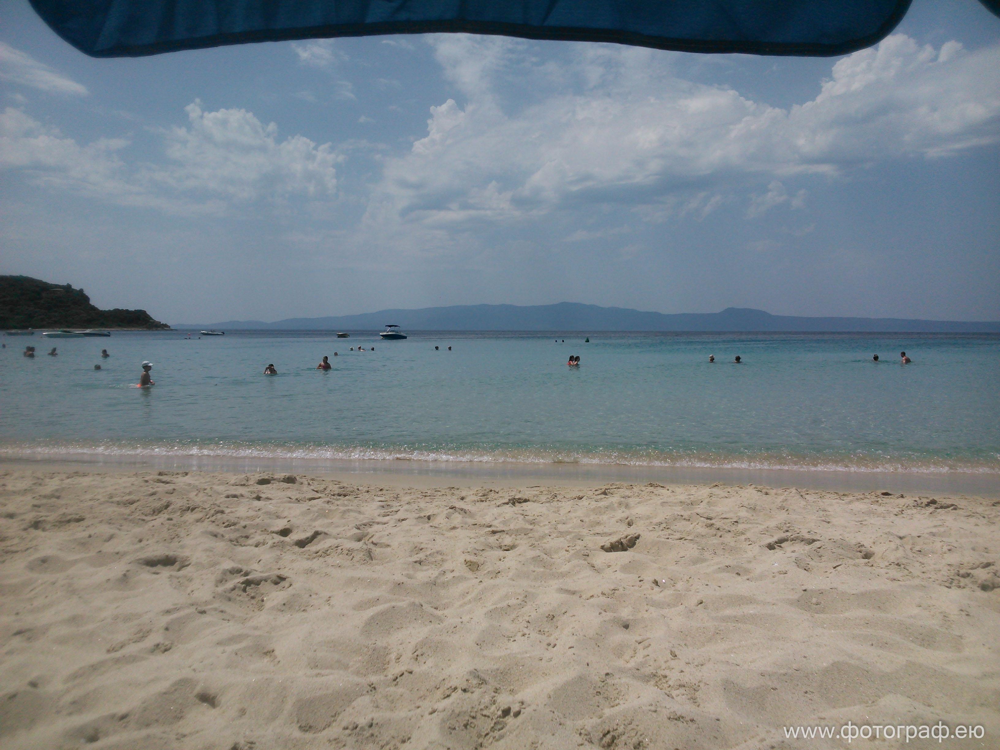Аликес / Alikes Beach