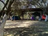 Места за палатки